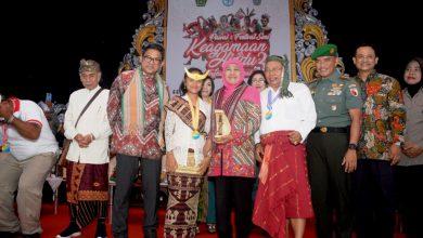 Photo of Buka Pawai dan Festival Seni Keagamaan Hindu, Gubernur Khofifah Tekankan Pentingnya Kebhinekaan