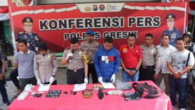 Photo of Jelang Akhiri Jabatan Kapolres Gresik Release Kasus 3 C