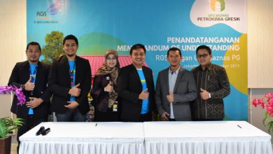 Photo of Petrokimia Bangun Kemandirian Ekonomi Masyarakat  UPZ Gandeng Start Up Digital Ko-INA