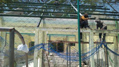 Photo of Rehab Gedung SDN Racikulon Tanpa Papan Nama Proyek