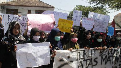 Photo of Aliansi Mahasiswa Bondowoso Demo Berujung Kisruh, RKUHP Minta Dicabut