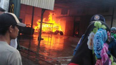 Photo of PT. Multi Pratama Wijaya Ludes Dimakan Si Jago Merah