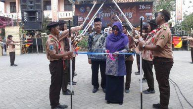 Photo of Rayakan Dies Natalies ke-6, SMAN 1 Balongpanggang
