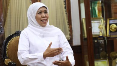 Photo of Gubernur Khofifah Sampaikan Terima Kasih Mahasiswa dan Komponen Masyarakat Jaga Jatim Tetap Damai dan Kondusif