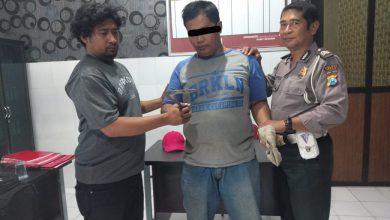Photo of Satreskrim Polsek Wringinanom Amankan Pembawa Sajam