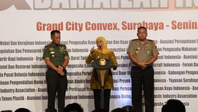 Photo of Gubernur Khofifah Apresiasi Deklarasi Bersatu dan Damailah Indonesia yang Digagas FORKAS Jatim
