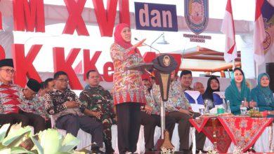 Photo of Jelang Pelantikan Presiden, Gubernur Khofifah Ajak Warga Jatim Doa Bersama Untuk Keselamatan Bangsa