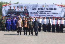 Photo of Kapolres Gresik Laksanakan Apel Persiapan Pelantikan Presiden Dan Wakil