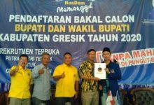 Photo of Ahmad Nurhamim Ketua DPD Partai Golkar Resmi Daftar Bacabup di Nasdem