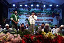 Photo of Peringati Hari Santri M. Qosim Ajak Warga Purworejo, Bersholawat