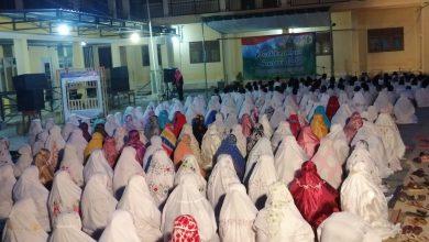 Photo of Ponpes Al Hidayah An Nuriyah Peringati Hari Santri Nasional Dengan Kema Santri
