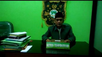 Photo of Pelantikan Berjalan Aman, Ketua PCNU Kabupaten Gresik Berikan Apresiasi kepada TNI dan Polri