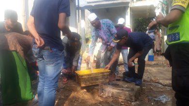 Photo of Krisis Air Bersih Di kec Kedungdung Anggota Dewan Tinjau Mata Air Di Desa Batuporo Barat