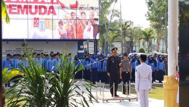 Photo of Peringatan Sumpah Pemuda Kapolres Sampang  Pemuda Menghargai Pendiri Bangsa Dan Para Pahlawan