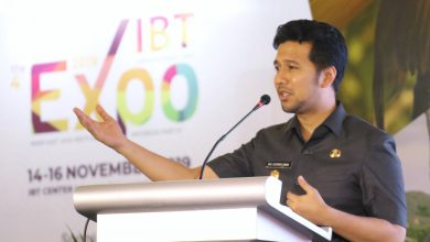 Photo of Wagub Emil Harap Ajang IBT Expo Makin Efisienkan Jalur Logistik Perdagangan