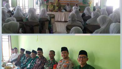 Photo of Hj. Muniroh Sebagai Ketua Muslimat NU Kecamatan Menganti