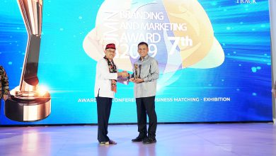 Photo of Strategi Komunikasi Dan Marketing Petrokimia Gresik Diganjar Apresiasi BUMN Branding Dan Marketing Award 2019