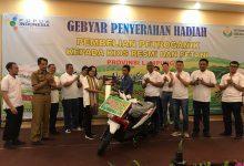 Photo of Tanam Perdana dan Gebyar Promosi Berhadiah di Musim Tanam Okmar