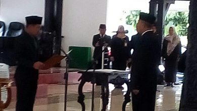 Photo of Sekda Lumajang, Agus Triyono Resmi Dilantik Oleh Bupati