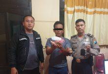 Photo of Kuli Bangunan, Mencuri Ditangkap Polsek Menganti