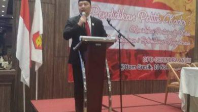 Photo of Partai Gerindra Satukan Tekad Untuk Mengusung dr. Alif Maju Pilkada Gresik