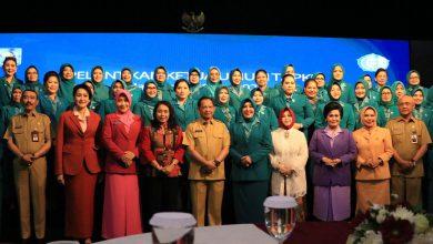 Photo of Arumi Beri Selamat Dilantiknya Tri Tito Karnavian Jadi Ketua Umum TP PKK Masa Bakti 2019-2024