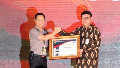 Photo of Polres Gresik Dibawah Kepemimpinan Kusworo Raih Penilaian Sangat Baik dalam Pelayanan Publik Oleh Kemenpan RB
