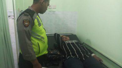 Photo of Tabrakan Sepeda Motor Korban Di Rawat di RS Darussyifa Benowo