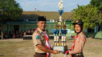 Photo of Dandim Pimpin Langsung Penutupan Persami Saka Wira Kartika Kodim 0817/Gresik a II TA. 2019