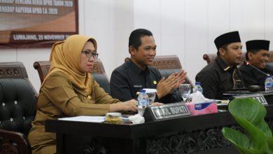 Photo of Bupati Apresiasi Kerja Anggota Dewan