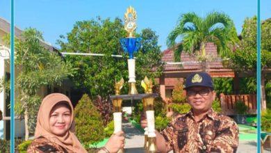 Photo of Berkat Kekompakan SMPN 9 Gresik Akhirnya Raih Juara 1 Lomba LSS Tingkat Kabupaten