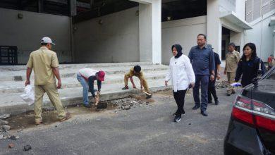 Photo of Wali Kota Surabaya Risma Sidak GBT