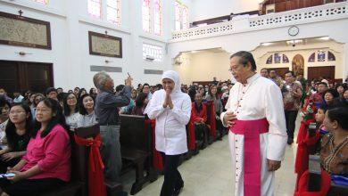 Photo of Gubernur Khofifah : Terimakasih Aparat Keamanan Dan Masyarakat Jatim Dapat Menjaga Perayaan Natal Aman Dan Kondusif