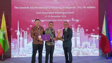 Photo of Semen Indonesia Raih Penghargaan Dalam Ajang ASEAN Mineral Awards 2019