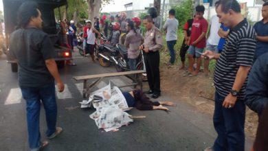Photo of Laka Lantas Jl. Lekerejo, Dadapkuning Tewaskan Seorang Putri