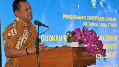 Photo of Sekdaprov Jatim : Kelola Rumah Sakit Harus Gunakan Hati