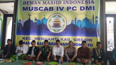 Photo of Muscab IV PC DMI 2 ( DUA) Kecamatan Di Gresik Selatan