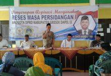 Photo of Ketua DPRD Gresik Fandi Akhmad Yani Siap Perjuangkan Aspirasi Warga Duduksampeyan