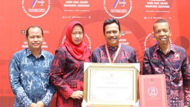 Photo of Raih Penghargaan Kabupaten Peduli HAM, Pemkab Gresik Ajak Masyarakat Perkuat Penegakan Dan Perlindungan HAM