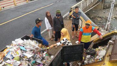 Photo of Peduli Kebersihan, Fospeta Lakukan Pembersihan Sampah