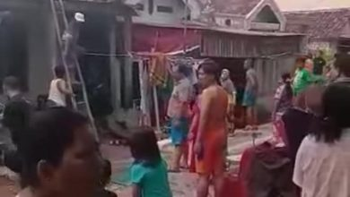 Photo of Kebakaran Rumah Di Boboh Ketika Ditinggal Pergi Penghuninya