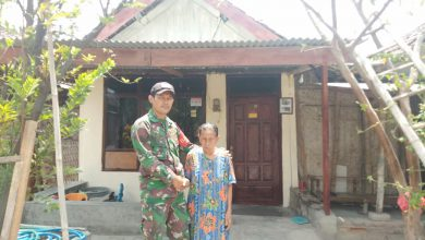 Photo of Koramil 0817/01 Driyorejo Bangun 34 Unit Rutilahu
