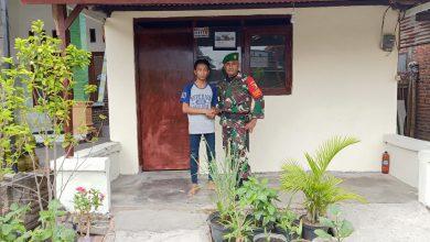 Photo of Koramil 0817/04 Menganti Bantu 34 Unit Rumah Tidak Layak Huni (RUTILAHU)
