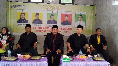 Photo of Mendal Lagi, Desa Sememu Dan Desa Nguter Kecamatan Pasirian Terpilih lagi jadi Kades