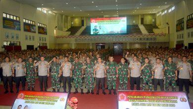 Photo of Prajurit Lanal Semarang Ikuti Pengarahan Panglima TNI dan Kapolri di Akpol Semarang