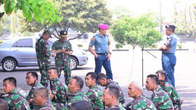 Photo of Pelaksanaan Bulan Trisila di Mako Lantamal V Ditinjau Tim Mabesal