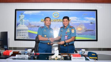 Photo of Komandan Lantamal V Tutup Uji Terampil Glagaspur Tingkat 1 dan 2