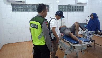 Photo of Kejadian Laka Lantas Antar Sepeda Motor Korban Dirawat Di Rumah Sakit