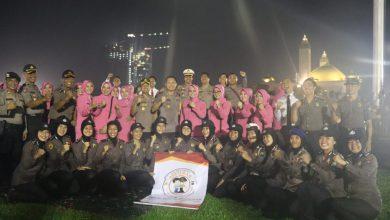 Photo of 68 Anggota Polres Gresik Naik Pangkat Kapolres bersama Ibu Hadir di Mapolda Jatim