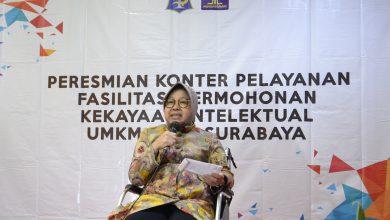 Photo of 700 UMKM Surabaya Sudah Manfaatkan HKI Gratis dari Pemkot